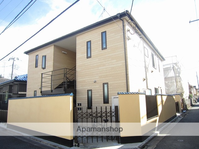 東京都板橋区、大山駅徒歩19分の築2年 2階建の賃貸アパート