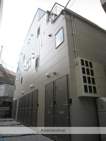 東京都練馬区、新桜台駅徒歩15分の新築 3階建の賃貸アパート