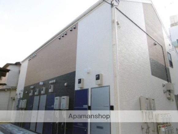 東京都板橋区、大山駅徒歩18分の新築 2階建の賃貸アパート