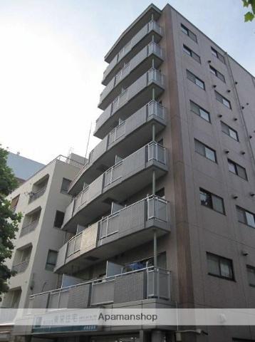 東京都板橋区、下赤塚駅徒歩8分の築17年 8階建の賃貸マンション