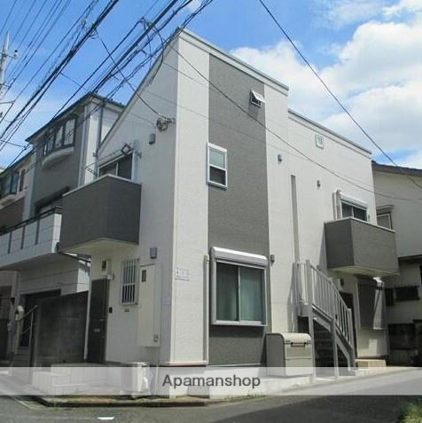 東京都練馬区、桜台駅徒歩14分の新築 2階建の賃貸アパート