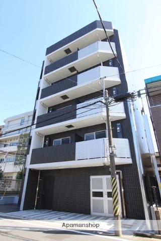 東京都練馬区、東武練馬駅徒歩10分の新築 6階建の賃貸マンション