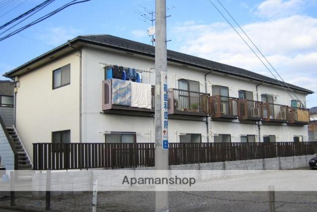 東京都板橋区、江古田駅徒歩10分の築30年 2階建の賃貸アパート