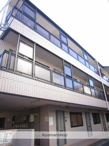 東京都練馬区、新桜台駅徒歩15分の築20年 3階建の賃貸マンション