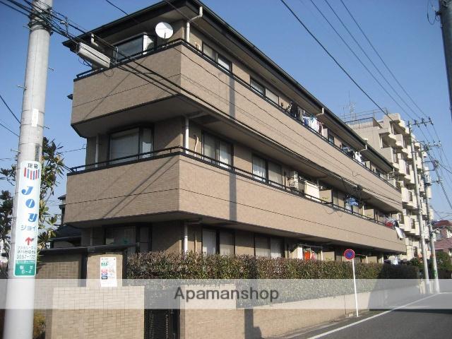 東京都練馬区、桜台駅徒歩17分の築19年 3階建の賃貸マンション