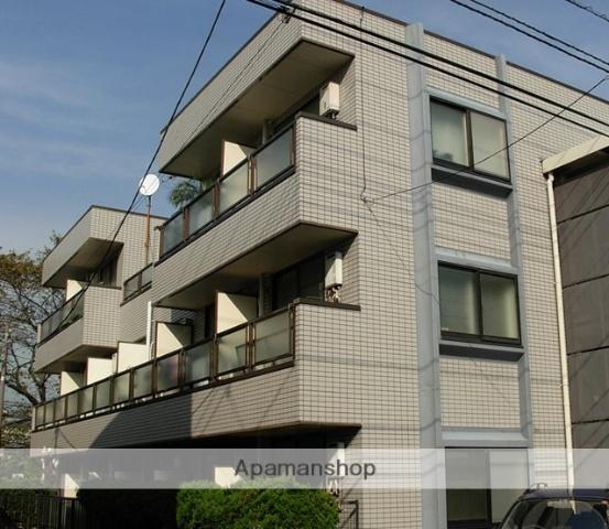 東京都練馬区、桜台駅徒歩15分の築30年 3階建の賃貸マンション