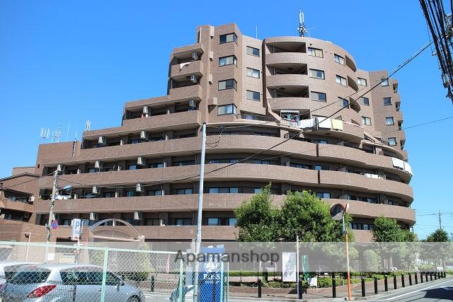 東京都練馬区、平和台駅徒歩1分の築20年 9階建の賃貸マンション