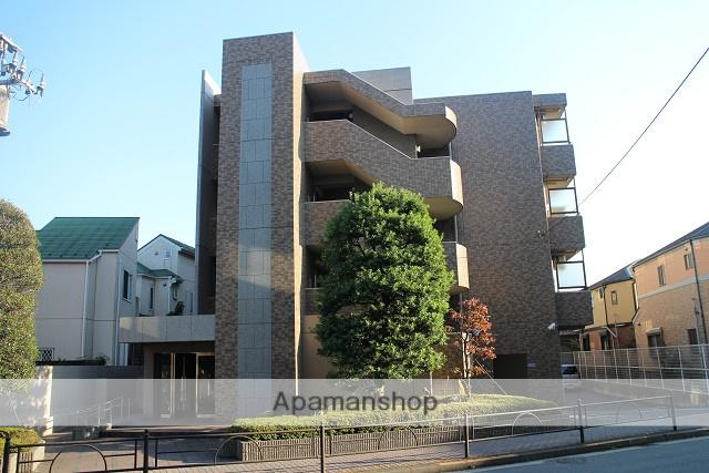 東京都練馬区、上板橋駅徒歩17分の築19年 4階建の賃貸マンション