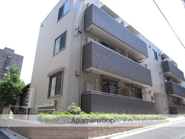 東京都豊島区、椎名町駅徒歩11分の築6年 3階建の賃貸マンション