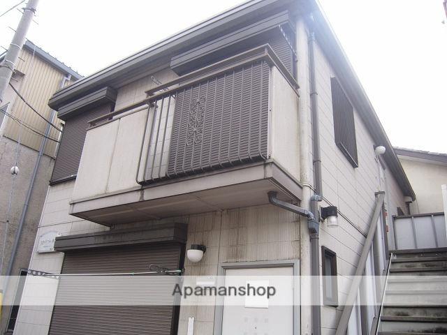 東京都練馬区、桜台駅徒歩17分の築23年 2階建の賃貸アパート
