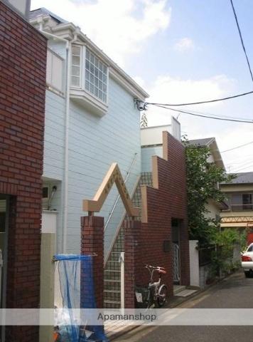 東京都板橋区、中板橋駅徒歩25分の築26年 2階建の賃貸アパート