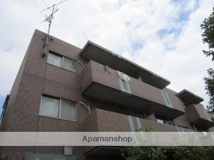 東京都練馬区、上板橋駅徒歩15分の築18年 3階建の賃貸マンション