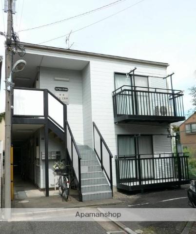東京都豊島区、江古田駅徒歩8分の築21年 2階建の賃貸アパート