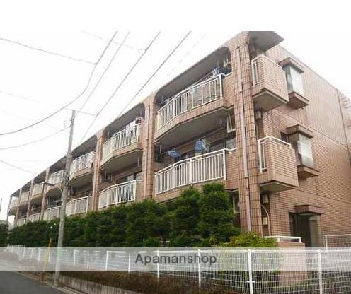 東京都練馬区、桜台駅徒歩13分の築27年 3階建の賃貸マンション