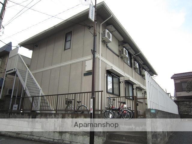 東京都豊島区、小竹向原駅徒歩13分の築26年 2階建の賃貸アパート