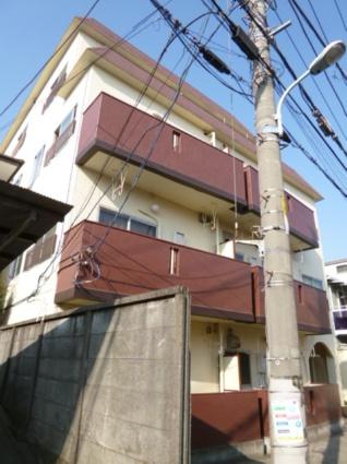 東京都板橋区、十条駅徒歩20分の築34年 4階建の賃貸マンション