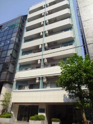 東京都台東区、浅草橋駅後徒歩10分の築9年 10階建の賃貸マンション