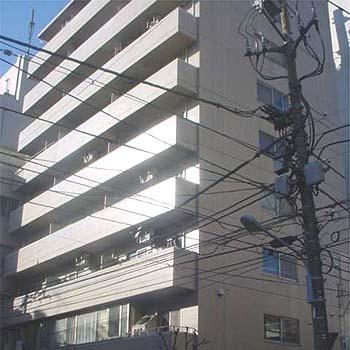 東京都台東区、浅草橋駅徒歩6分の築24年 10階建の賃貸マンション