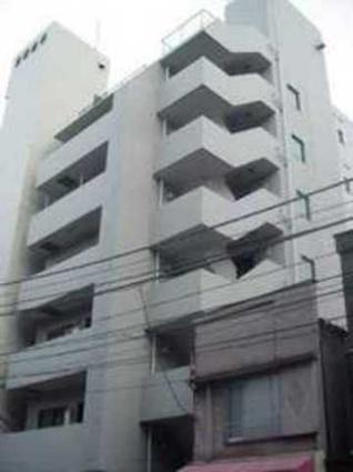 東京都台東区、入谷駅徒歩7分の築28年 7階建の賃貸マンション