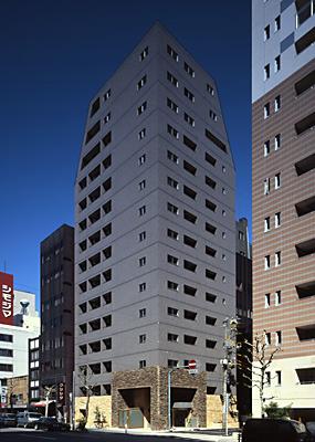 東京都中央区、馬喰町駅徒歩3分の築13年 15階建の賃貸マンション