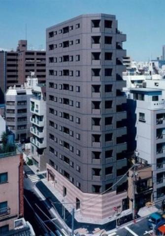 東京都中央区、八丁堀駅徒歩4分の築14年 12階建の賃貸マンション