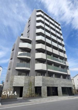 東京都江東区、清澄白河駅徒歩6分の築2年 10階建の賃貸マンション