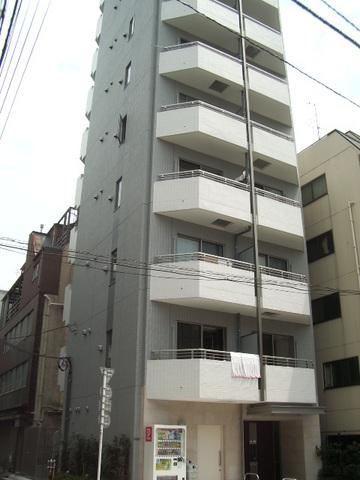 東京都台東区、鶯谷駅徒歩10分の築9年 13階建の賃貸マンション