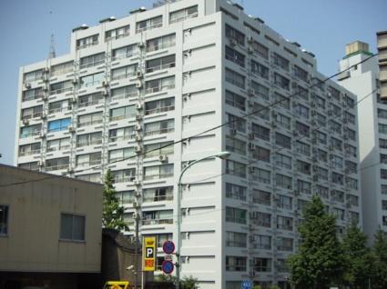 東京都文京区、上野広小路駅徒歩4分の築47年 16階建の賃貸マンション