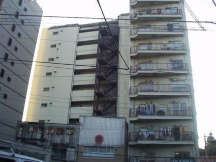 東京都台東区、上野駅徒歩12分の築40年 10階建の賃貸マンション