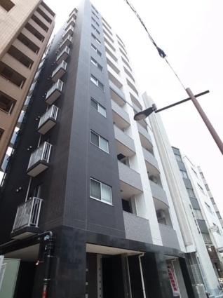 東京都文京区、千駄木駅徒歩11分の築2年 12階建の賃貸マンション