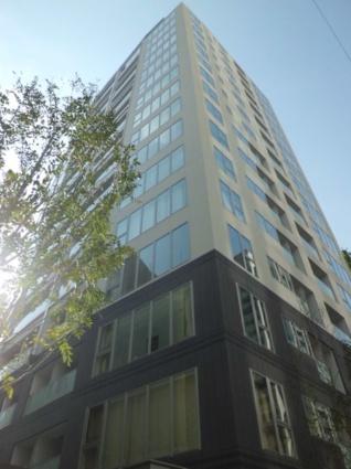 東京都千代田区、赤坂見附駅徒歩6分の築2年 16階建の賃貸マンション