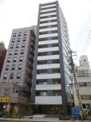 東京都北区、駒込駅徒歩6分の築8年 15階建の賃貸マンション