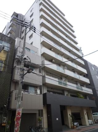東京都台東区、御徒町駅徒歩6分の築13年 12階建の賃貸マンション