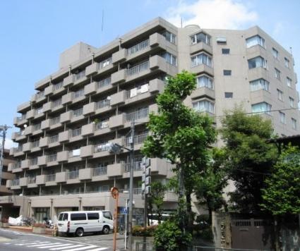 東京都文京区、新大塚駅徒歩8分の築38年 8階建の賃貸マンション