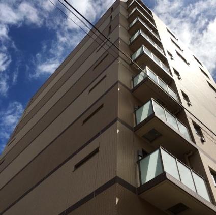 東京都台東区、御徒町駅徒歩5分の新築 10階建の賃貸マンション