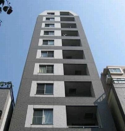 東京都中央区、人形町駅徒歩6分の築12年 12階建の賃貸マンション