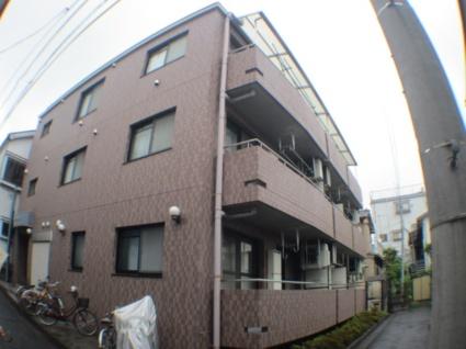 東京都板橋区、十条駅徒歩15分の築20年 3階建の賃貸マンション