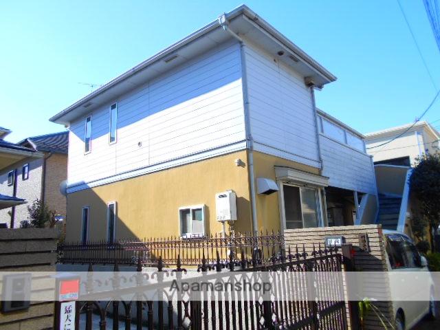 東京都杉並区、高円寺駅徒歩19分の築25年 2階建の賃貸アパート