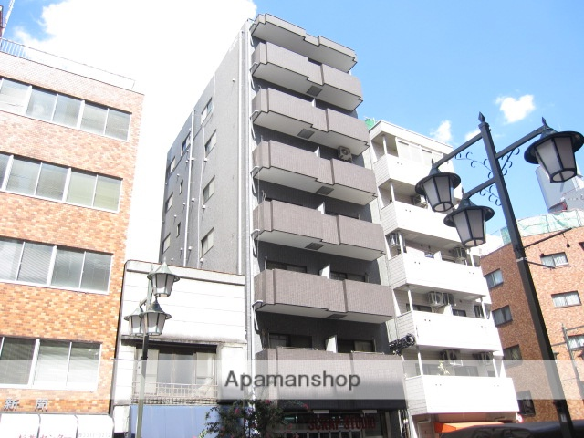東京都杉並区、高円寺駅徒歩3分の築26年 7階建の賃貸マンション