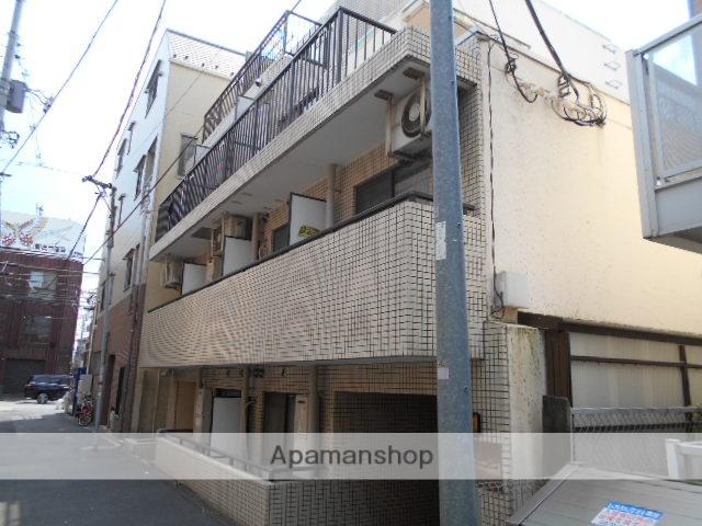 東京都中野区、高円寺駅徒歩11分の築27年 4階建の賃貸マンション