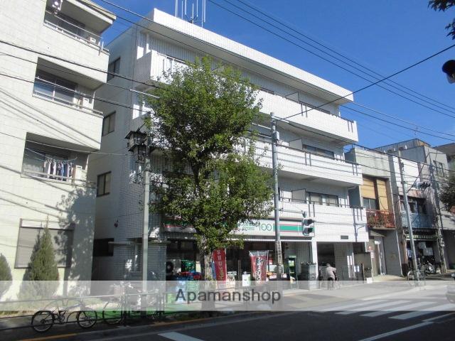東京都中野区、高円寺駅徒歩14分の築28年 4階建の賃貸マンション