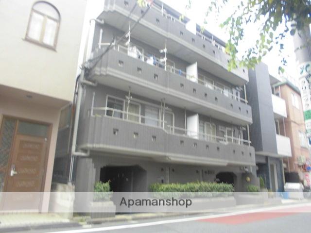 東京都杉並区、高円寺駅徒歩10分の築21年 4階建の賃貸マンション