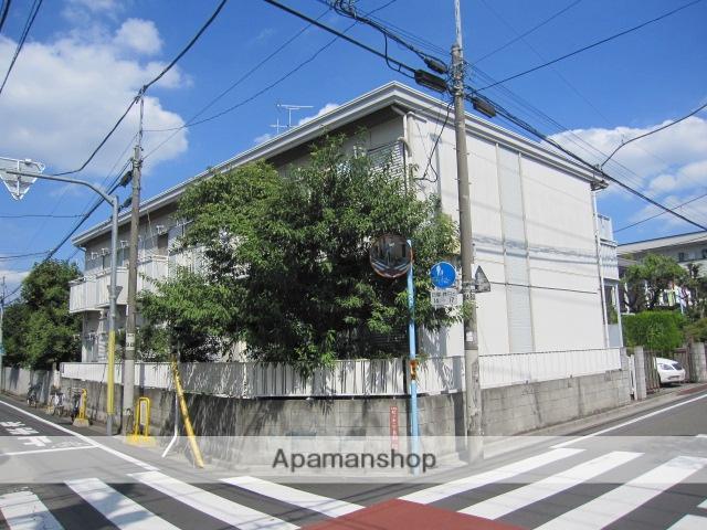 東京都杉並区、阿佐ケ谷駅徒歩21分の築26年 2階建の賃貸アパート