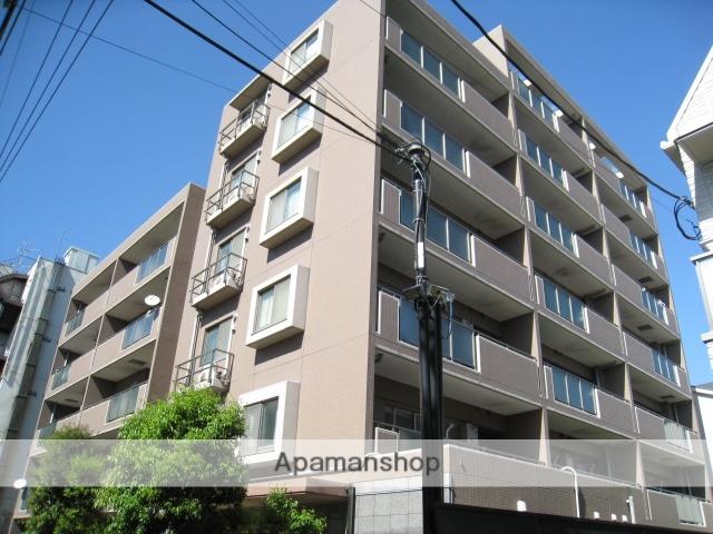 東京都杉並区、高円寺駅徒歩12分の築10年 7階建の賃貸マンション