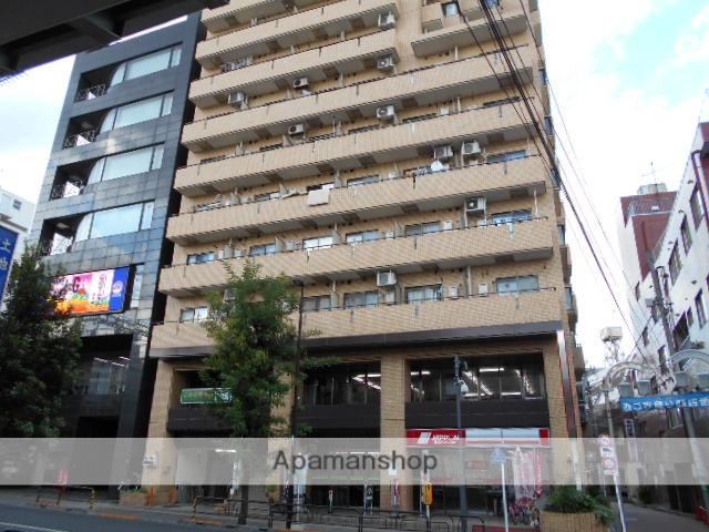東京都杉並区、高円寺駅徒歩2分の築32年 11階建の賃貸マンション
