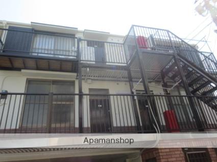 東京都中野区、高円寺駅徒歩15分の築33年 2階建の賃貸アパート