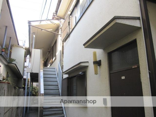 東京都杉並区、高円寺駅徒歩5分の築56年 2階建の賃貸アパート
