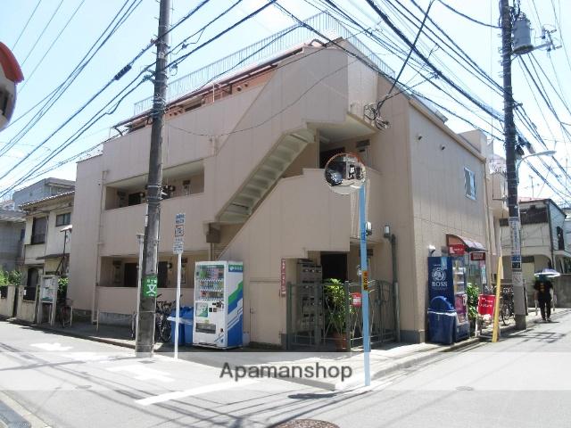 東京都杉並区、高円寺駅徒歩12分の築23年 3階建の賃貸マンション