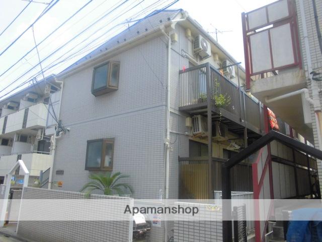 東京都中野区、高円寺駅徒歩15分の築24年 3階建の賃貸マンション