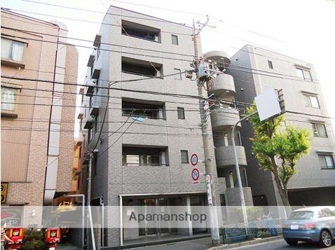 東京都杉並区、高円寺駅徒歩6分の築15年 5階建の賃貸マンション